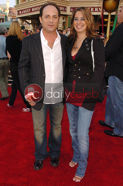 Kevin Pollak and Lucy Webb<br />