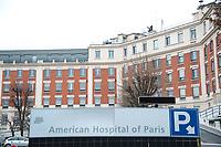 January 7 2018 PARIS FRANCE<br /> Death of Singer France Gall in American<br /> Hospital of Neuilly. # CEREMONIES D'HOMMAGE AUX VICTIMES DES ATTENTATS DE CHARLIE HEBDO ET DE L'HYPER CACHER