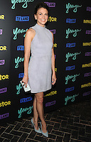 NEW YORK, NY - SEPTEMBER 27:  Sutton Foster from the cast of 'Younger'  attends the 'Younger' Season 3 and 'Impastor' Season 2 New York premiere party at Vandal on September 27, 2016 in New York City.   Photo Credit: John Palmer/MediaPunch
