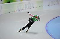 SCHAATSEN: HEERENVEEN: Thialf, Essent ISU World Cup, 02-03-2012, 1500m Division B, Vitaly Mikhaylov (BLR), ©foto: Martin de Jong