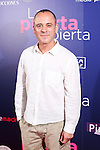 Javier Gutierrez during the premiere of La Puerta abierta at Palacio de la Prensa in Madrid. September 01, 2016. (ALTERPHOTOS/Rodrigo Jimenez)