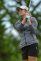 Allison Emrey (USA) watches her tee shot on 12 during round 1 of  the Volunteers of America LPGA Texas Classic, at the Old American Golf Club in The Colony, Texas, USA. 5/4/2018.<br /> Picture: Golffile | Ken Murray<br /> <br /> All photo usage must carry mandatory copyright credit (&copy; Golffile | Ken Murray)