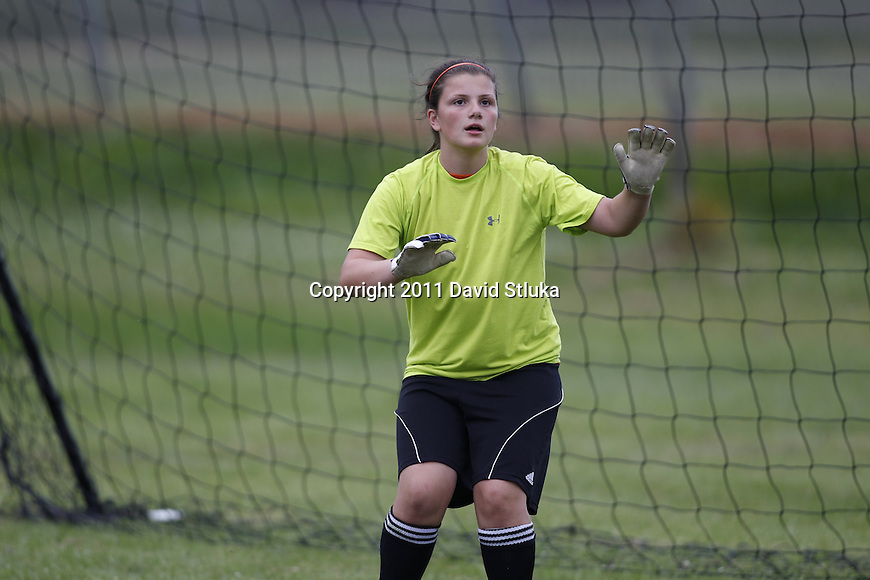 The 2011 Oregon Internationale Soccer Tournament in Oregon, Wisconsin on July 9, 2011. (Photo by David Stluka)