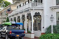 The Victorian Inn, Edgartown, Martha's Vineyard, Massachusetts, USA