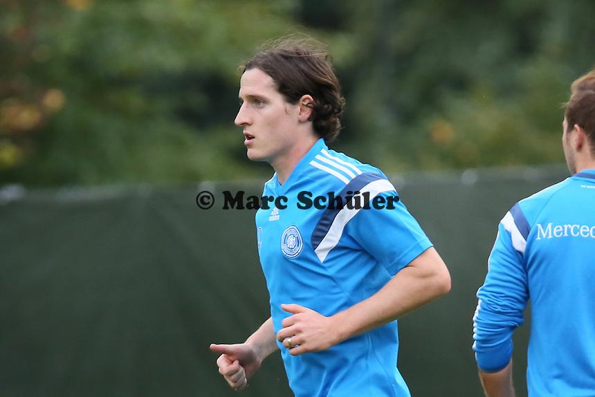 Sebastian Rudy - Training der Deutschen Nationalmannschaft in Frankfurt