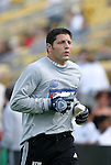 12 Jun 2004: Tony Meola before the game. The Columbus Crew and Kansas City Wizards tied 2-2 at Crew Stadium in Columbus, OH during a regular season Major League Soccer game..