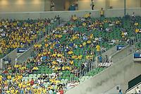SÃO PAULO,SP, 07.06.2015 – BRASIL-MÉXICO – Lugares vazios durante partida amistosa internacional entre Brasil e contra o México, l no Allianz Parque na região oeste de São Paulo, neste domingo, 07. (Foto: Adriana Spaca/Brazil Photo Press)