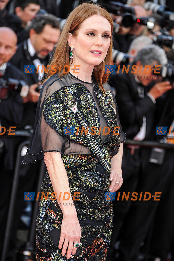 Julianne Moore<br /> Festival di Cannes 2016 <br /> Foto Panoramic / Insidefoto