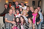 HEN R US: Laura O'Connor, Racecourse Heights (front centre) held her hen night in her uncles new bar Joe's Place, Pembroke St., Tralee last Saturday night surrounded by many of her friends..