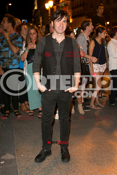Eduardo Chapero Jackson attends the party of Nike and Roberto Tisci at the Casino in Madrid, Spain. September 15, 2014. (ALTERPHOTOS/Carlos Dafonte) /NortePhoto.com