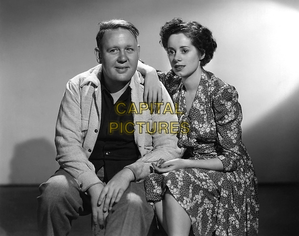 Charles Laughton & Elsa Lanchester.*Filmstill - Editorial Use Only*.CAP/PLF.Supplied by Capital Pictures.