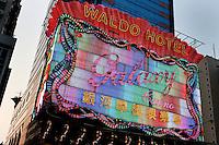 The Galaxy Casino and Waldo Hotel in Macau.<br /> May 08, 2007
