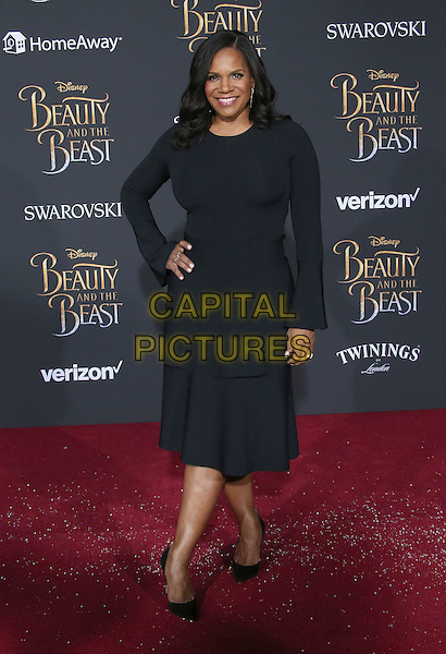 02 March 2017 - Hollywood, California - Audra McDonald. Disney's &quot;Beauty and the Beast' World Premiere held at El Capitan Theatre.   <br /> CAP/ADM/FS<br /> &copy;FS/ADM/Capital Pictures