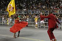 SÃO PAULO,SP,19.01.2019 - CARNAVAL-SP - Ensaio Técnico Geral da escola de samba Tom Maior, no sambódromo do Anhembi localizado na zona norte de São Paulo na noite desta sexta-feira, 19. (Foto:Nelson Gariba/Brazil Photo Press)