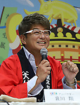 July 13, 2018, Tokyo, Japan - Japanese actor Sho Aikawa attends a promotional event for an insect exhibition at the Skytree town in Tokyo on Friday, July 13, 2018. The annual insect show which attracts summer vacationers will be held from July 14 through September 2.      (Photo by Yoshio Tsunoda/AFLO) LWX -ytd-
