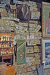 Visitors sign dollar bills and post them on the walls and ceiling at The Forks Roadhouse. - Petersville Road 20 miles from Trapper Creek.    Bob Gathany photo.