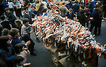 Minehead Hobby Horse Somerset UK May 1st May Day.