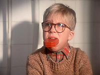 A Christmas Story (1983)<br /> Peter Billingsley <br /> *Filmstill - Editorial Use Only*<br /> CAP/KFS<br /> Image supplied by Capital Pictures