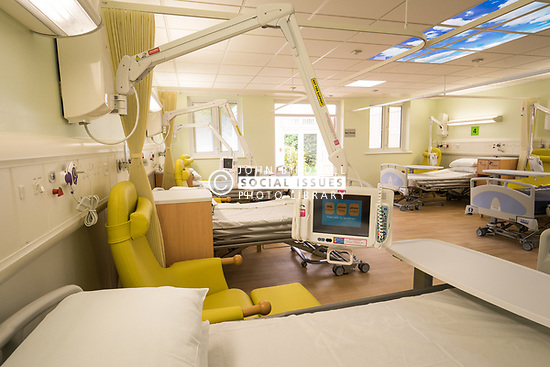 New ward, The Princess Alexandra Hospital, Harlow, UK