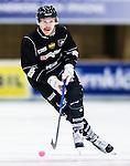 V&auml;ster&aring;s 2015-09-05 Bandy Elitserien Tillberga  - Katrineholm V&auml;rmbol BS :  <br /> TB V&auml;ster&aring;s Jesper Hermansson i aktion under matchen mellan Tillberga  och Katrineholm V&auml;rmbol BS <br /> (Foto: Kenta J&ouml;nsson) Nyckelord:  Bandy Tr&auml;ningsmatch ABB Arena Syd Tillberga TB V&auml;ster&aring;s Katrineholm V&auml;rmbol BS KVBS portr&auml;tt portrait