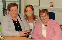 Eileen Mayse, Carmel Culloty and Nora O'Sullivan at the opening of the Irish Wheelchair Association new Community Centre at The Reeks Gateway, Killarney on Friday.   Picture: macmonagle.com