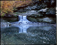 &quot; McCormick's Creek Falls&quot;<br />