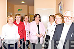 Health minister, Mary Harney was in Kerry.for a number of engagements on Friday.last. The minister was in Castleisland for.the official launch of the.Castleisland/Farranfore Primar y Care.Team and officially opened a new childcare.centre in Tralee.