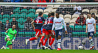 Doncaster Rovers' John Marquis celebrates scoring the opening goal <br /> <br /> Photographer Alex Dodd/CameraSport<br /> <br /> The Emirates FA Cup Third Round - Preston North End v Doncaster Rovers - Sunday 6th January 2019 - Deepdale Stadium - Preston<br />  <br /> World Copyright &copy; 2019 CameraSport. All rights reserved. 43 Linden Ave. Countesthorpe. Leicester. England. LE8 5PG - Tel: +44 (0) 116 277 4147 - admin@camerasport.com - www.camerasport.com