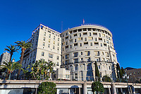 Exterior of the Hôtel de Paris Monte-Carlo, Monaco