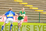 Kerry  against Tipperary in their Munster Senior Championship clash in Killarney on Saturday