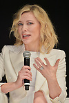 Cate Blanchett, January 21, 2016, Tokyo, Japan : Actress Cate Blanchett attends the event for SK-II in Tokyo, Japan on January 21, 2016.