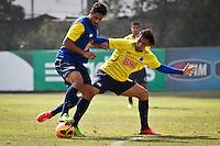 SÃO PAULO,SP,19 JULHO 2013 - TREINO CRFUZEIRO -  Ricardo Goulart durante treino do Cruzeiro  no CT  do Palmeiras na Barra Funda, zona oeste de Sao Paulo,na manhã sexta feira.O time se prepara para o jogo contra o São Paulo no sabado (20).FOTO ALE VIANNA - BRAZIL PHOTO PRESS.