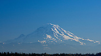 Mt. Rainier in Seattle Washington.