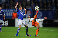 Fussball Uefa Champions League 2012/13: FC Schalke 04 - Montpellier