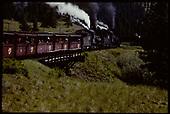 Double header excursion train - Cumbres<br /> D&amp;RGW  Cumbres, CO