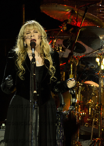 Fleetwood Mac vocalist Stevie Nicks performing live at the O2 London UK - 25 September 2013.  Photo credit: Iain Reid/IconicPix
