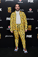 Alberto Velasco attends to Vis a Vis season 4 premiere at Callao City Lights cinema in Madrid, Spain. November 29, 2018. (ALTERPHOTOS/A. Perez Meca) /NortePhoto.com