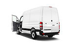Car images of 2016 Mercedes Benz Sprinter 2500-144-WB-High-Roof 4 Door Cargo Van Doors