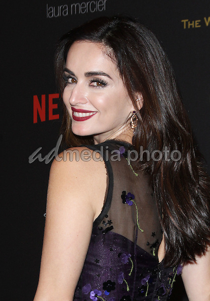 10 January 2016 - Los Angeles, California - Ana de la Reguera . 2016 Weinstein Company & Netflix Golden Gloves After Party held at the Beverly Hilton Hotel. Photo Credit: AdMedia