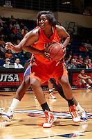 SAN ANTONIO, TX - DECEMBER 20, 2010: The Kansas State University Wildcats vs. The University of Texas at San Antonio Roadrunners Women's Basketball at the UTSA Convocation Center. (Photo by Jeff Huehn)