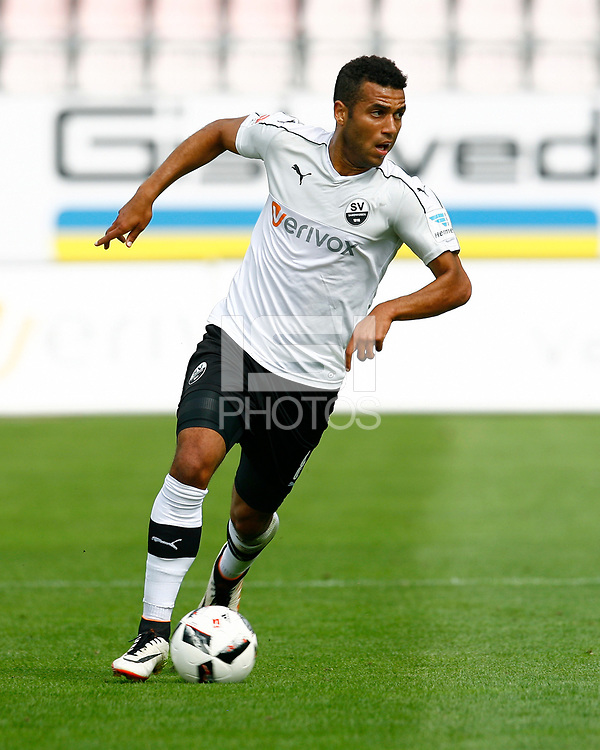 Andrew WOOTEN, SV Sandhausen, Football: Germany, 2. Bundesliga .