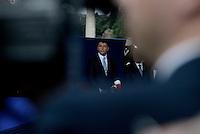 Roma, 2 Giugno 2016<br /> Matteo Renzi<br /> Celebrazioni e parata militare per il 70°anniversario della Repubblica italiana.<br /> Rome, June 2, 2016<br /> Celebration and military parade for the 70th anniversary of the Italian Republic