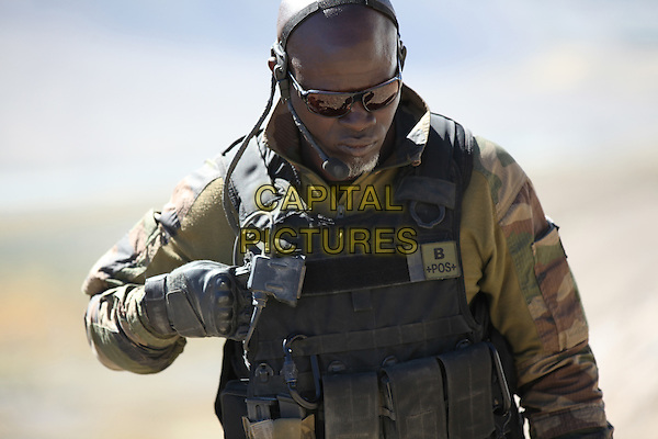 Djimon Hounsou<br /> in Special Forces (2011) <br /> (Forces speciales)<br /> *Filmstill - Editorial Use Only*<br /> CAP/NFS<br /> Image supplied by Capital Pictures