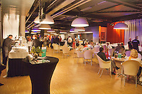 15-sept.-2013,Netherlands, Groningen,  Martini Plaza, Tennis, DavisCup Netherlands-Austria, KNLTB lounge  <br /> Photo: Henk Koster