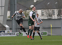 St Mirren v Hibernian Under 20's 020513