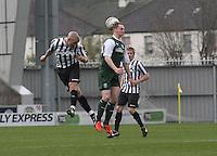 St Mirren v Hibernian Under 20's 020513