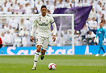 Real Madrid CF's Rapahel Varane during La Liga match. April 21, 2019. (ALTERPHOTOS/Manu R.B.)