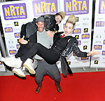 Jedward and James Ingham Sunday Star  at The National Reality Television Awards 2011 held at the O2 centrePicture By: Brian Jordan / Retna Pictures..Job:..Ref: BJN  ..-..*World Rights*