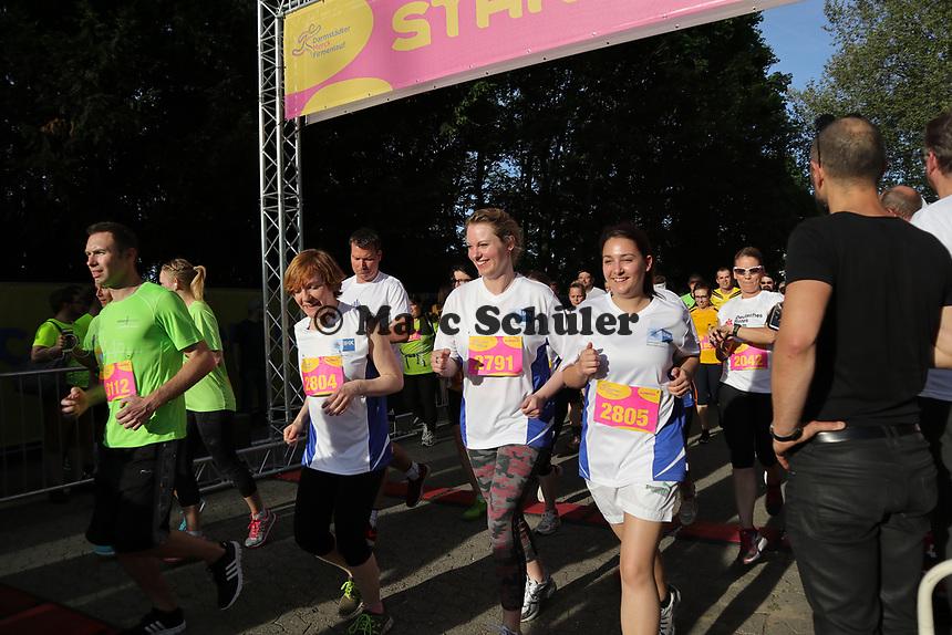 Start zum 6. Merck Firmenlauf - 17.05.2017: 6. Merck Firmenlauf in Darmstadt