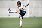 Yoko Tanaka (INAC),<br /> JUNE 15, 2014 - Football / Soccer : 2014 Nadeshiko League, between AS ELFEN SAITAMA 1-3 INAC KOBE LEONESSA at NACK 5 Stadium Omiya, Saitama, Japan. (Photo by Jun Tsukida/AFLO SPORT)